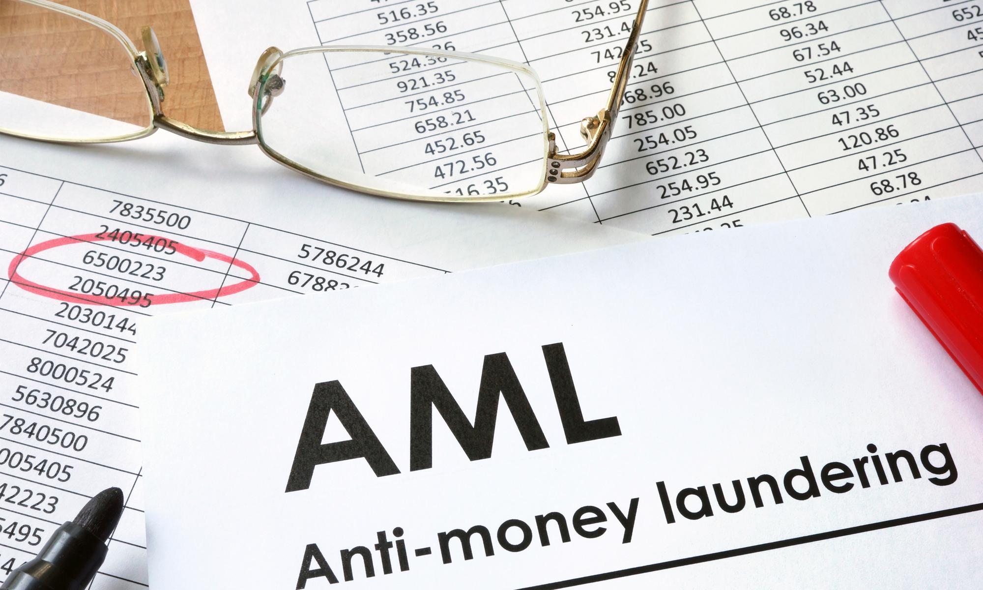 New York States New Anti Money Laundering Regulation